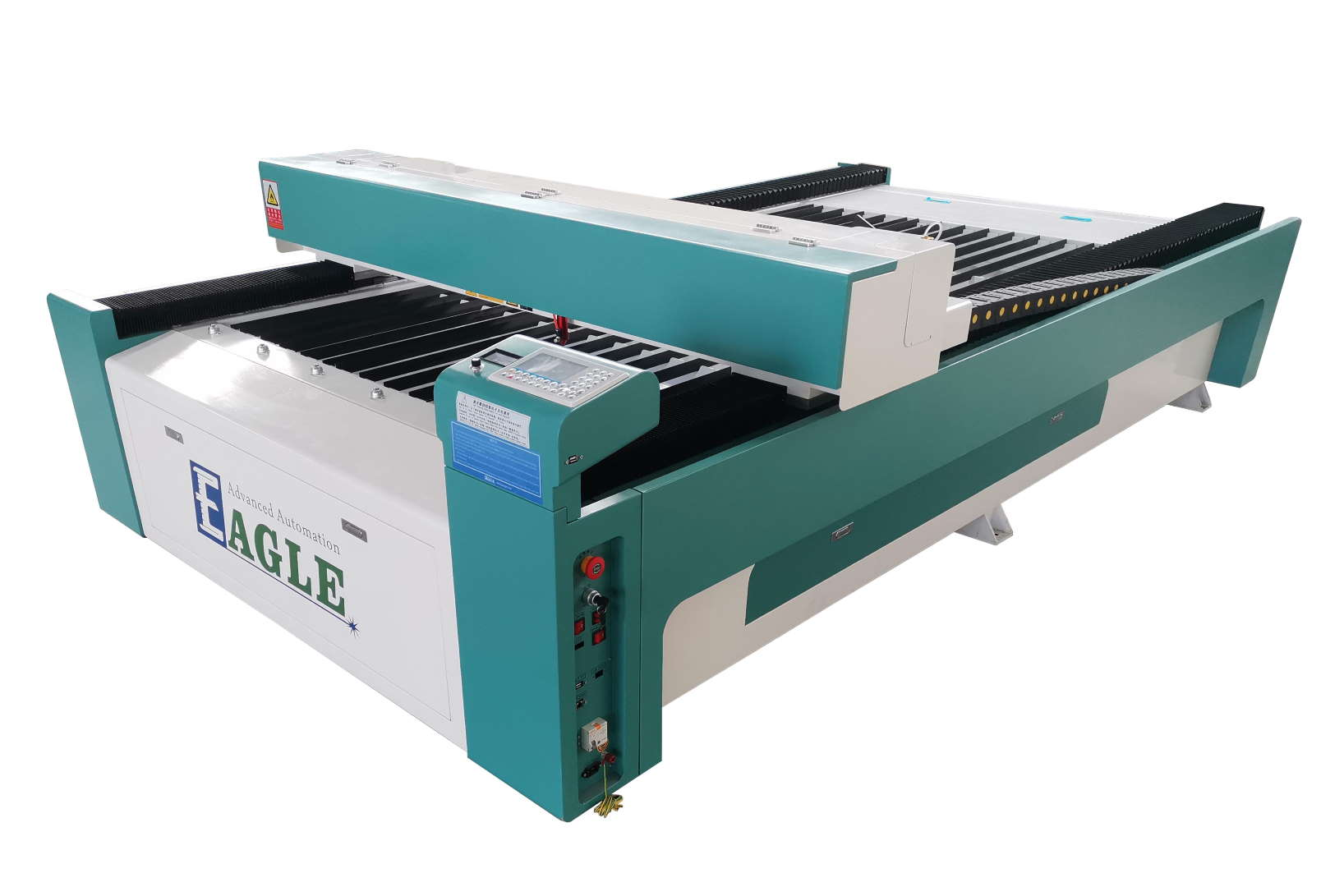 H-1325 Large Format Laser Cutting Machine