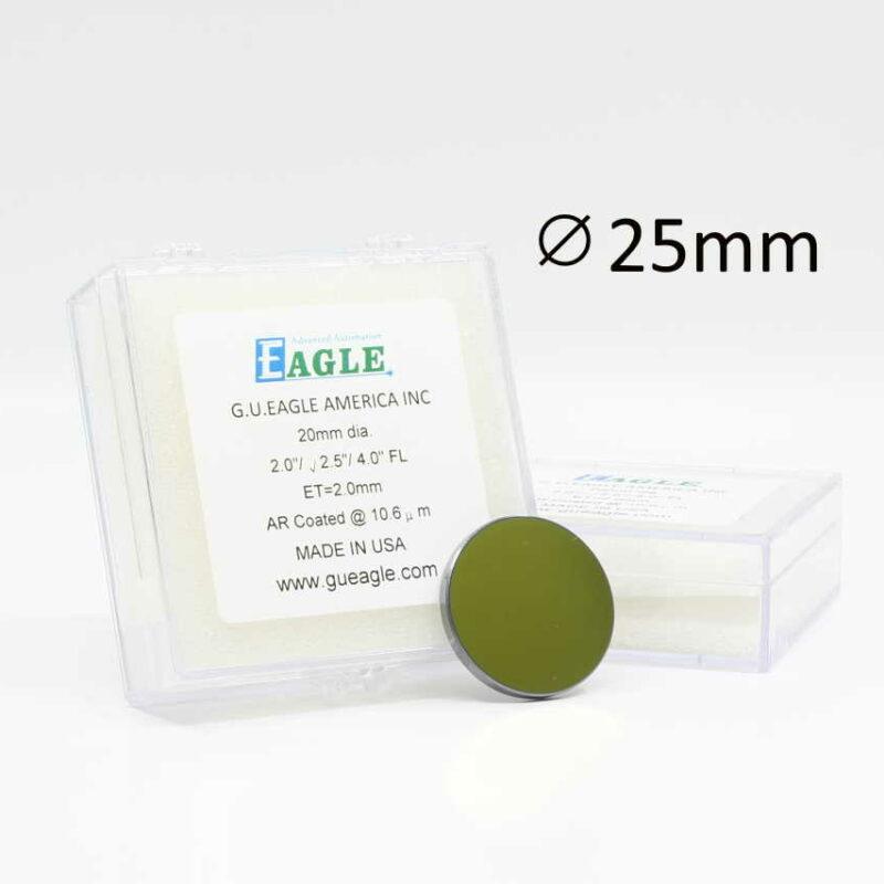 25mm CO2 Laser Mirror