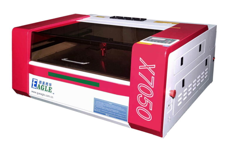 X-7050 Desktop CO2 Laser Engraving Machine
